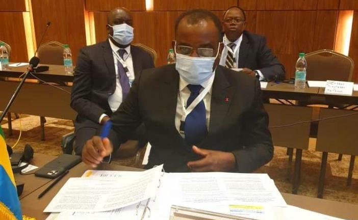 Pétrole: le Gabon participe à la 39ème session du Conseil des Ministres de l'APPO à Niamey