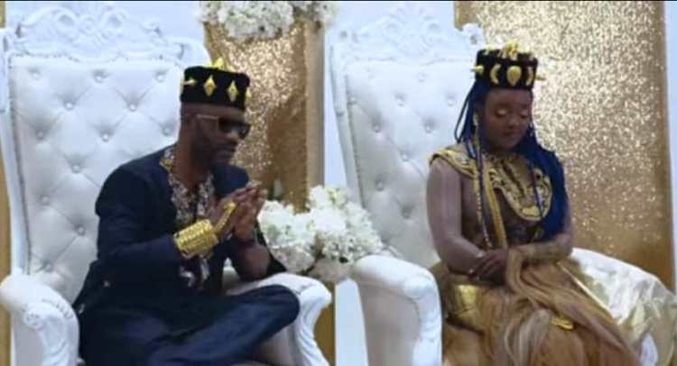 Shan'l et Fally Ipupa / Gabonactu.com