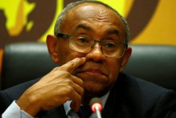 Le président de la CAF Ahmad Ahmad déboulonné par la FIFA