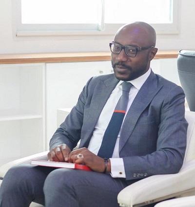 BIENDI MAGANGA MOUSSAVOU Ministre de l'Agriculture, de l'Elevage, de la Pêche et de l'Alimentation