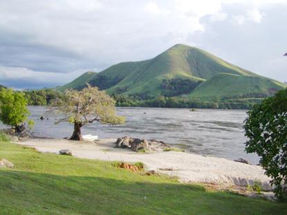 Une vue du parc de la Lopé. © lesgrandssinges.eklablog.com