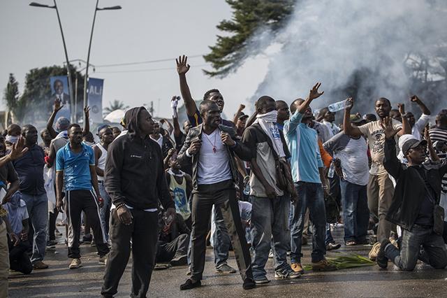 Gabon: l'UE insiste sur une