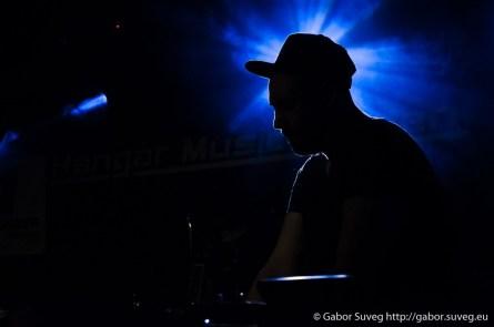 KAUKÁZUS @ Sopron, Hangár Music Garden / 5 © Gabor Suveg