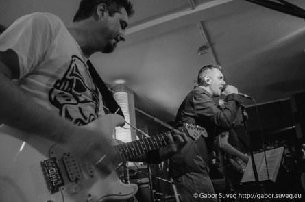 Red Hot Chili Peppers tribute by Good Time Boys + Grunge tribute by Grunge Electric @ Bugócsiga Akusztik Garden / 8 © Gabor Suveg