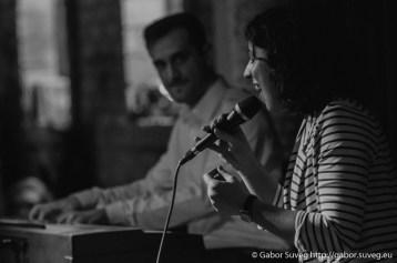 Jazz Est: Rabie Lilienn & Kónyai Tibor feat. Big John Whitfield @ Bugócsiga Akusztik Garden / 3 © Gabor Suveg