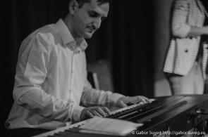 Jazz Est: Rabie Lilienn & Kónyai Tibor feat. Big John Whitfield @ Bugócsiga Akusztik Garden / 9 © Gabor Suveg
