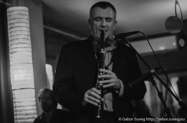 DRESCH MIHÁLY feat. GÁSPÁR KÁROLY TRIÓ @ BÚGÓCSIGA / 9 © Gabor Suveg
