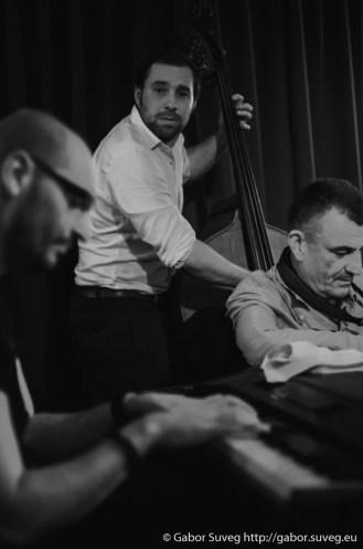 DRESCH MIHÁLY feat. GÁSPÁR KÁROLY TRIÓ @ BÚGÓCSIGA / 5 © Gabor Suveg