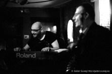 DRESCH MIHÁLY feat. GÁSPÁR KÁROLY TRIÓ @ BÚGÓCSIGA / 6 © Gabor Suveg