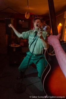 Ed Philips and the Memphis Patrol koncert / Support: Johnny Favourit' (A/HU) @ Búgócsiga Akusztik Garden / 6 © Gabor Suveg