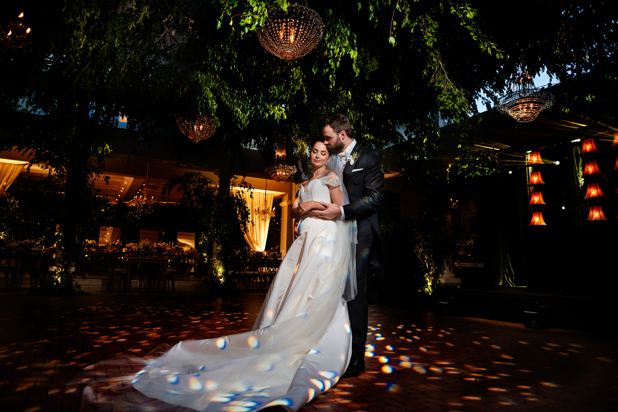 Boda Hacienda Santa Monica wedding venue
