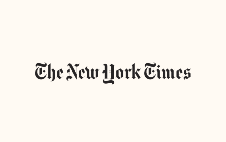 New York Times and Gabriel-Glas