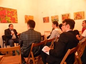 Networking cu Filipe Carrera