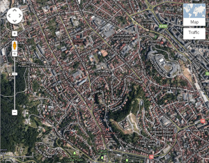 The New Look Of Google Maps – Old View