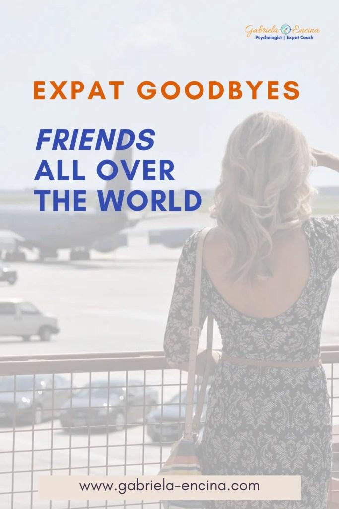 expat goodbyes
