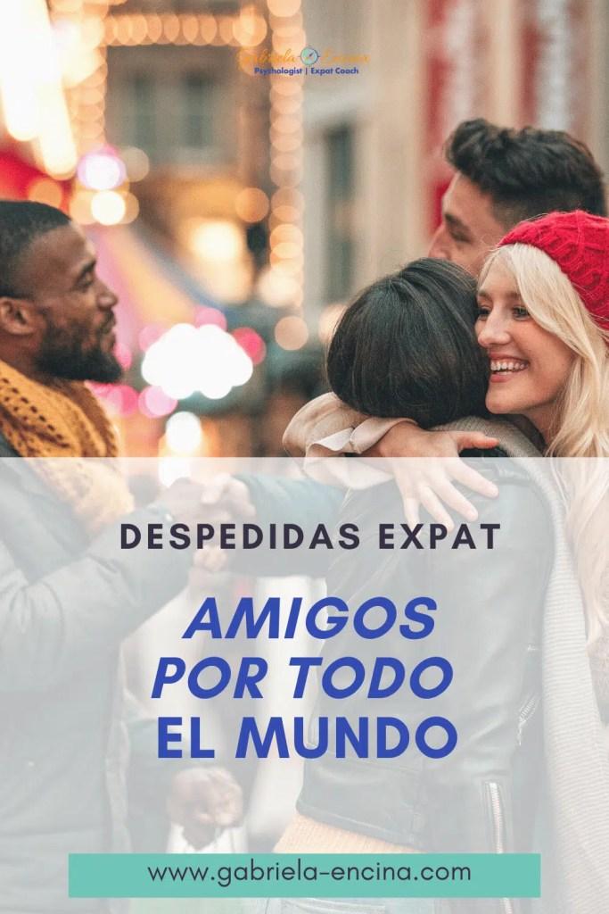despedidas expats