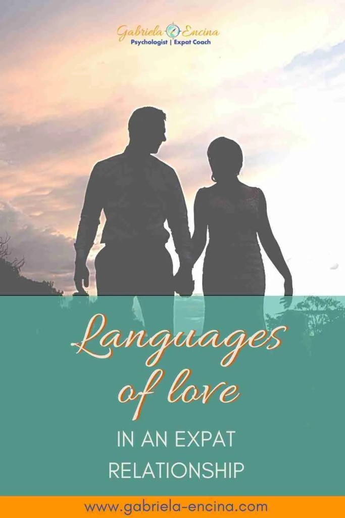 languages of love in expat relationship