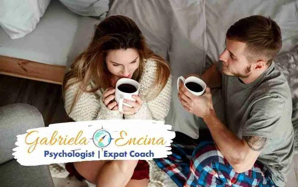 Lenguajes del Amor en una Relación Expat