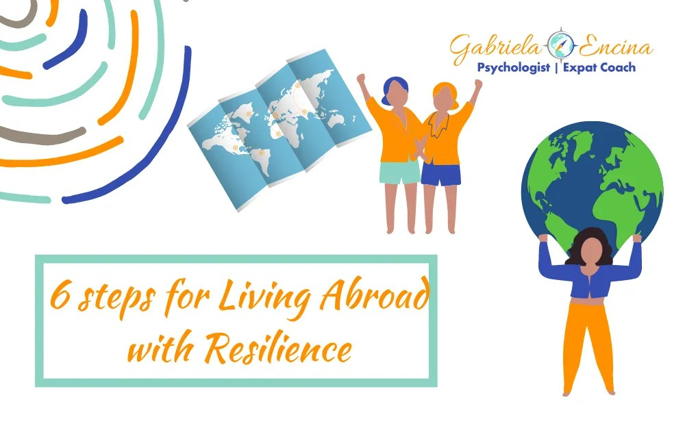 6 Steps for Living Abroad with Resilience