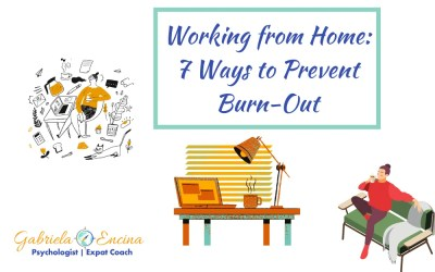 Working from Home | 7 Ways to Prevent Burn-Out