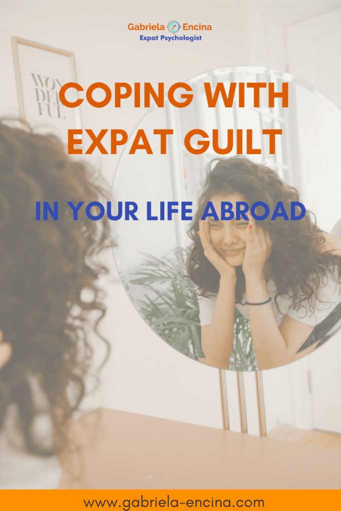 Coping with expat guilt