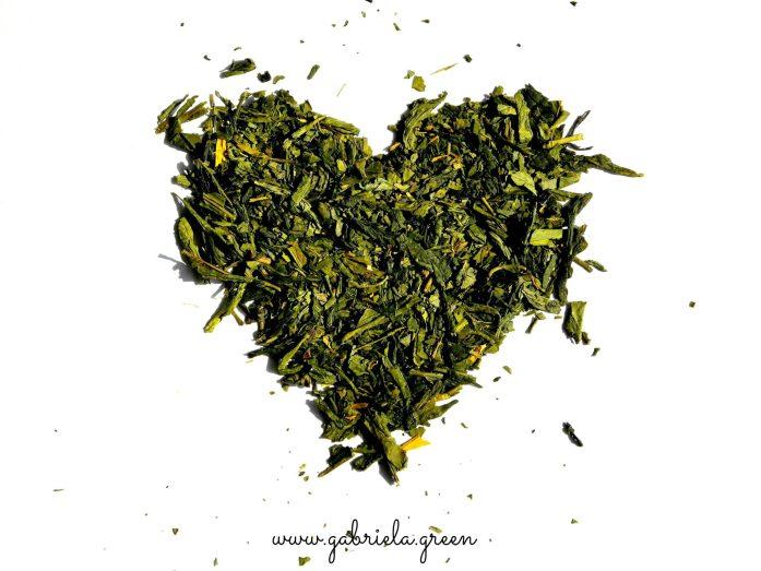Autumn Teas I love. Green Tea Love. Gabriela Green