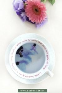 What is Black Goji Berry Tea - Tea benefits - www.gabriela.green