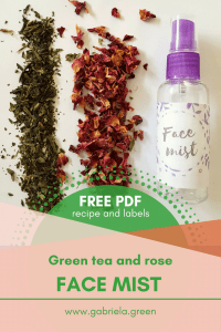 Green Tea Face Mist Download - Gabriela Green - www.gabriela.green copy