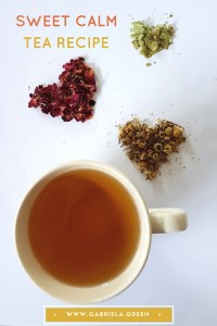 Sweet Calm Tea recipe - www.gabriela.green (2)