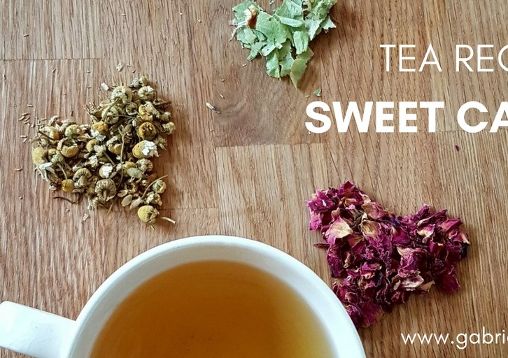 Tea Recipe Sweet Calm - Gabriela Green - www.gabriela.green
