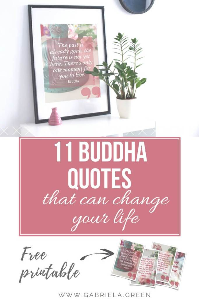 11 buddha quotes that can change your life _ wwwgabrielagreen 1