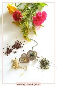 Tea Recipe - Chocolate Refresh - Gabriela Green - www.gabriela.green