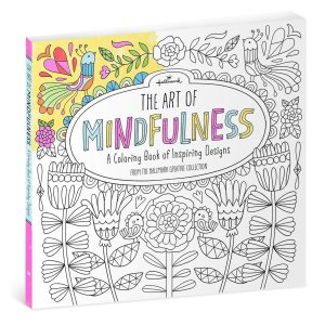 Mindfulness Coloring Book Gift Guide for a Mindful Life