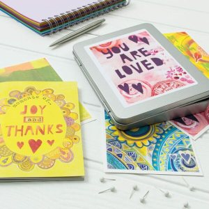 You are loved mindfulness kit