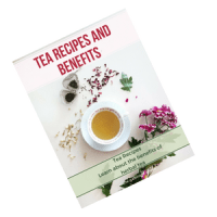 Free Tea Recipes and Benefits PDF