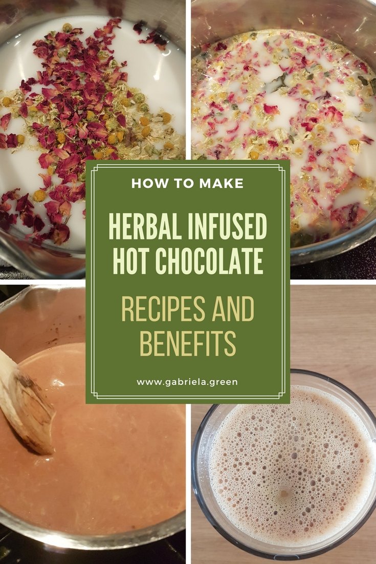 How to make herbal infused hot chocolate [recipes+benefits] _ www.gabriela.green (1)
