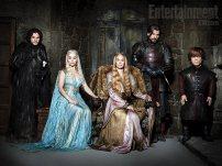 Jon, khaleesi, Cersei, Jamie e Tyrion