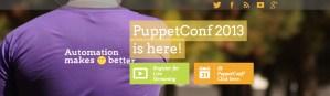 PuppetConf 2013