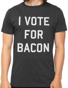 Vote for Bacon!