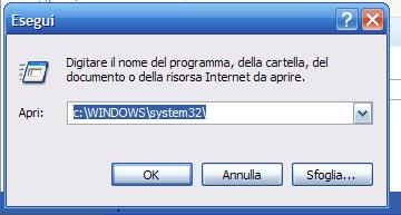 Eliminare la notifica di Software contaffatto in windows xp (2/3)