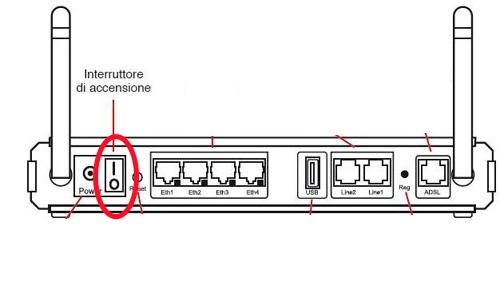 modificare il router Pirelli Alice Gate Voip 2 Plus Wi-Fi (3/6)