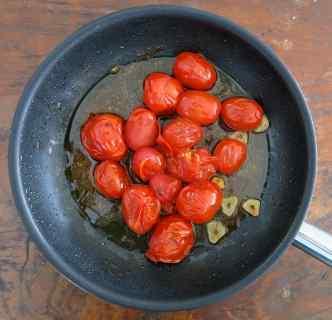 Tomaten braten?