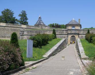 Festung Blaye Zitadelle
