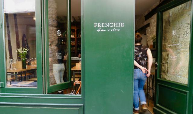 Frenchie Weinbar Paris