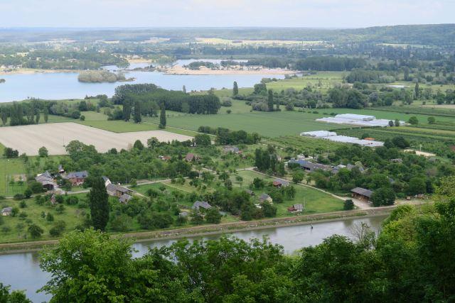 Château du Landin Normandie Seine-Tal