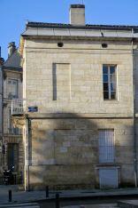 Bordeaux Fenêtres murées