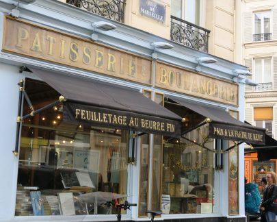 Paris Bäckerei Du Pain et des Idées