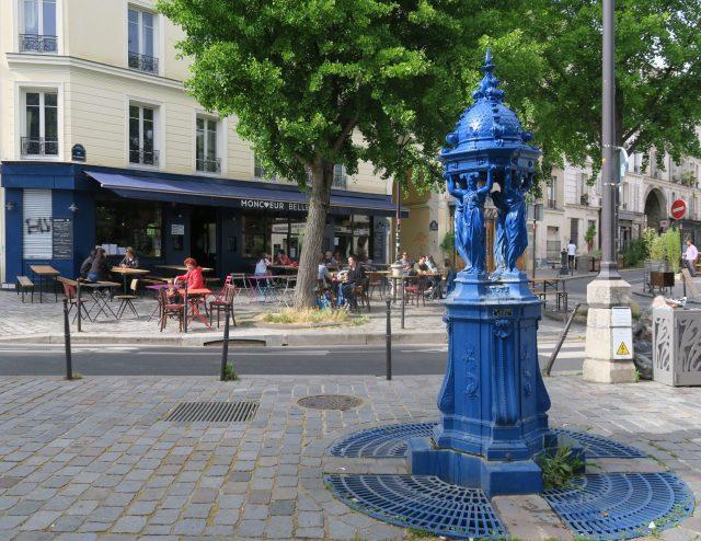 Belleville Paris