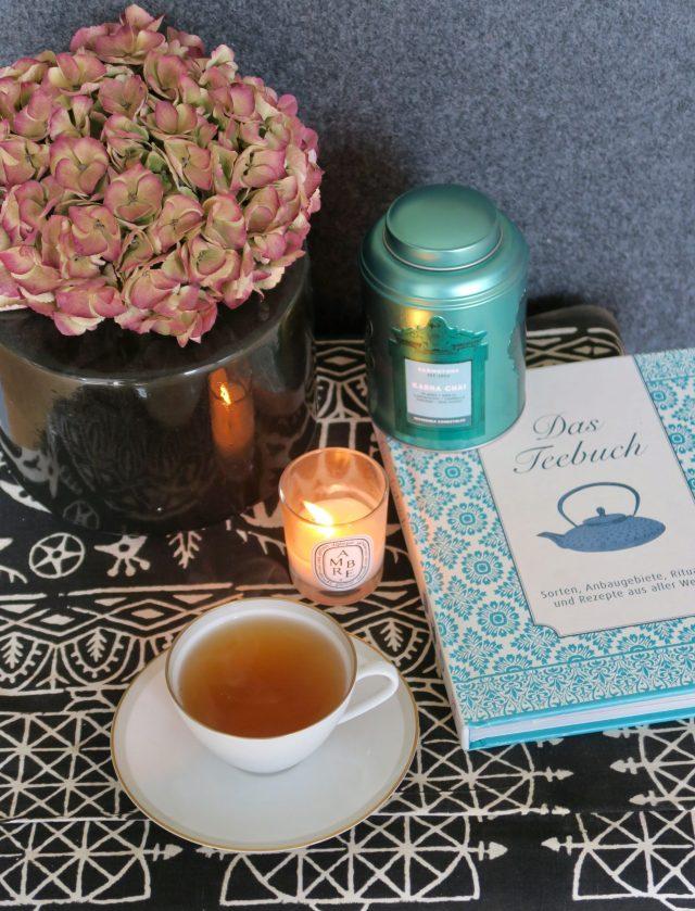 Teestunde mit Karha Chai von Babingtons