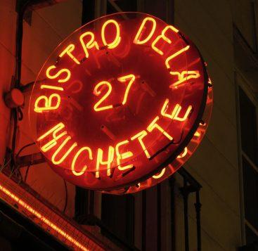 Paris Bistro Quartier Latin